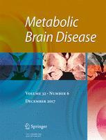 Metabolic Brain Diesease