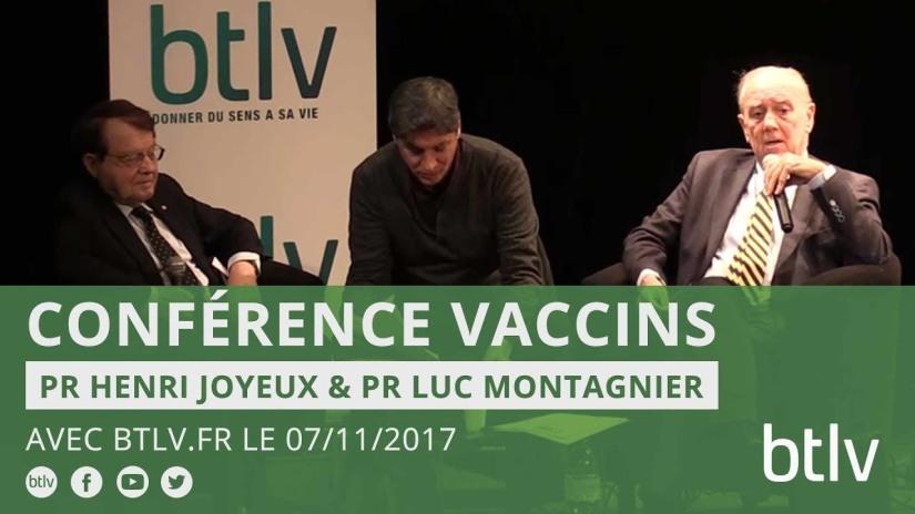 Pr Henri Joyeux & Pr Luc Montagnier