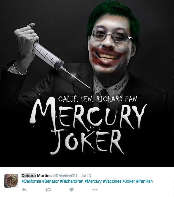 mercury joker